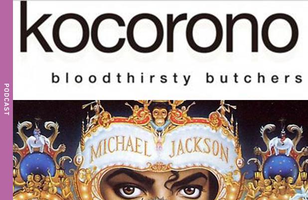 #003 うさきんPodcast【bloodthirsty butchers/ Michael Jackson】を考える。 – 白と水色のカーネーション