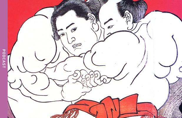#026【相撲と音楽のこと】を考える。 – 白と水色のカーネーション