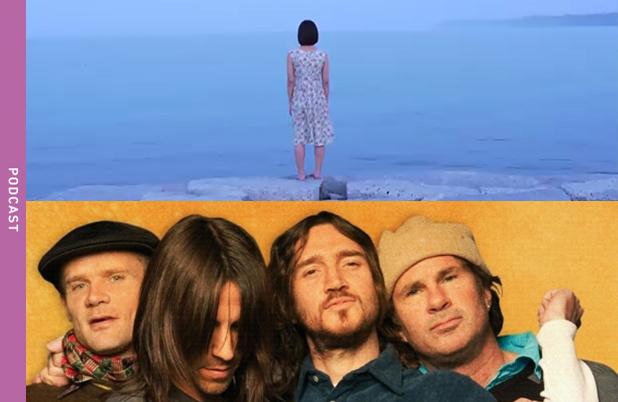 #029【うみのて / Red Hot Chili Peppers】を考える。 – 白と水色のカーネーション