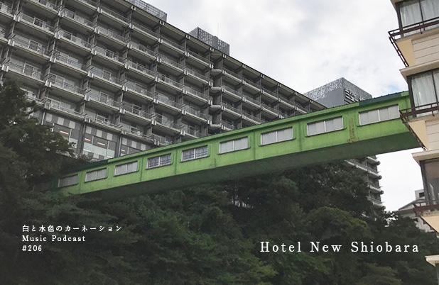 #206【ホテルニュー塩原にて-17.08.20-】 MUSIC:Fou De Toi